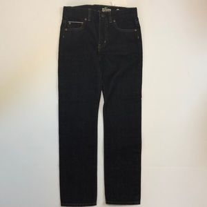 BNWT JCREW Crewcuts slim fit girls jeans size 8